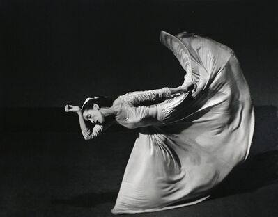 Barbara Morgan, 'Martha Graham, Letter to the World (Kick)', 1940