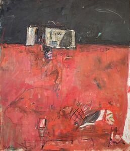Paul Burlin, 'Worshippers', 1964