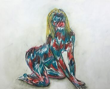 Meredith Starr, 'Four Star Crook', 2016