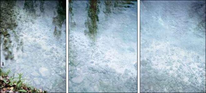 Joann Verburg, 'Fonti Triptych', 2013