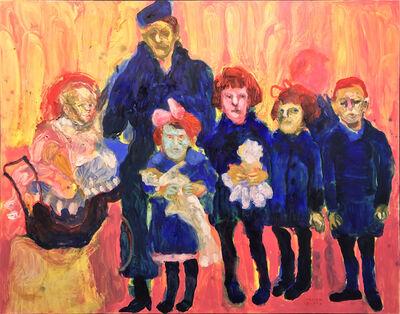 Carmen Selma, 'La sagrada familia', 2016