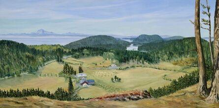 Terrill Welch, 'Glenwood Farm Lookout', 2021