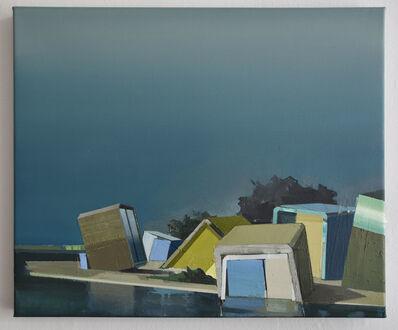 Ulf Puder, 'Küstenlandschaft', 2019