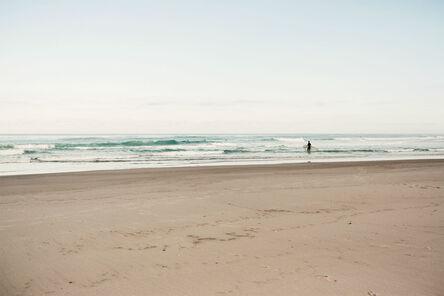 Ludwig Favre, 'Surfin in Biscarrosse', 2020