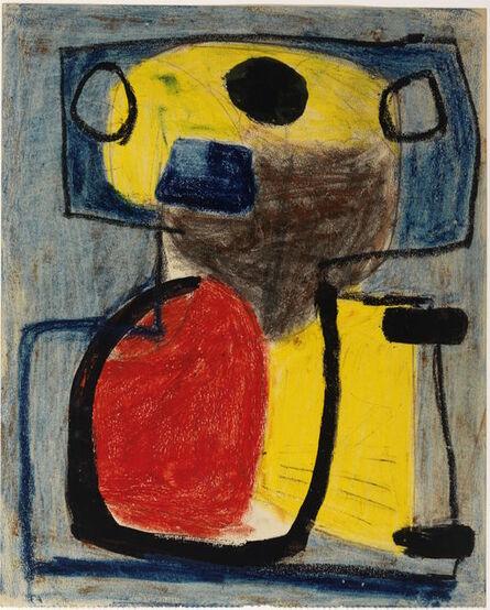 Karel Appel, 'Personnage', 1947