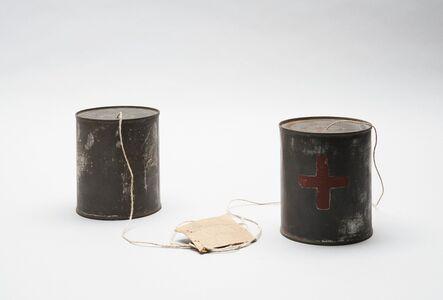Joseph Beuys, 'Telephon S ------------ E', 1974