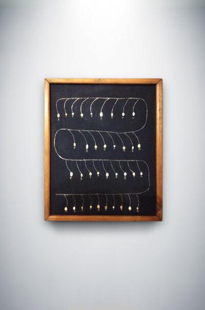 "Ilya Fedotov-Fedorov, 'From the series ""Invisible schemes of transmission""', 2017"