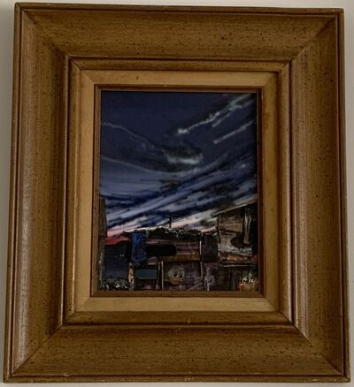 "Jeff Gillette, 'Slum Scape 18B ""Huey!""', 2000"