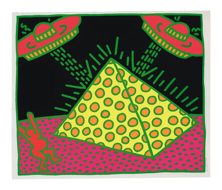 Keith Haring, 'Fertility Untitled 2', 1983