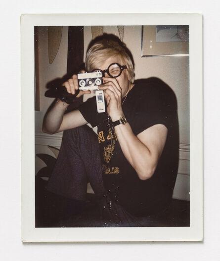 Andy Warhol, 'David Hockney', ca. 1972