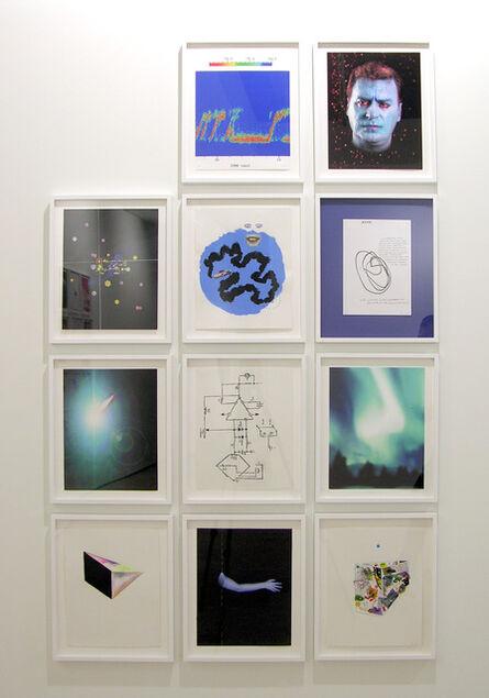 Tony Oursler, 'Untitled (Blue)', 2005