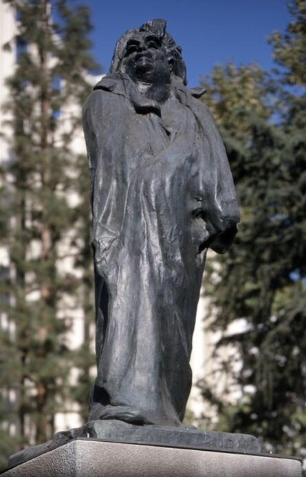 Auguste Rodin, 'Monument to Honore de Balzac', first modeled 1897; this cast 1967