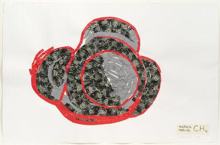 Rebecca Smith, 'Methane Molecule I (gray)', 2013
