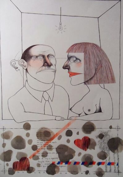 Guillermo Ganga, 'La Carta', 2005