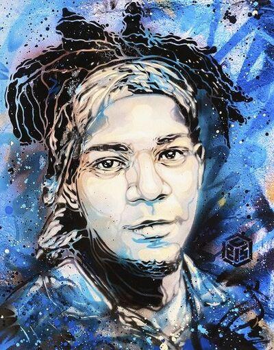 C215, 'Basquiat XL', 2020