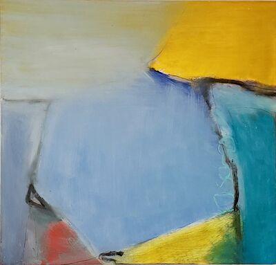 Ulla Neigenfind, 'Blue Room: Expectant', 2017