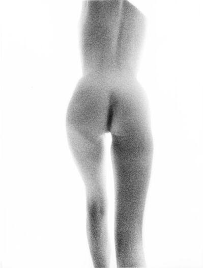 Sam Haskins, 'Single Bum', 1980