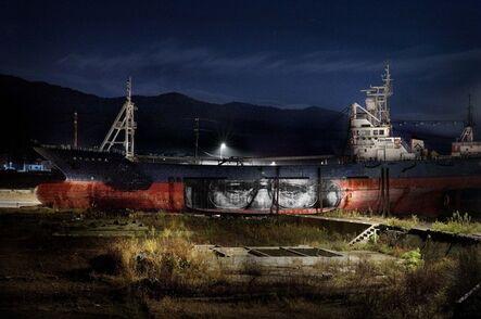 JR, 'Action in Kesennuma, Japan', 2013