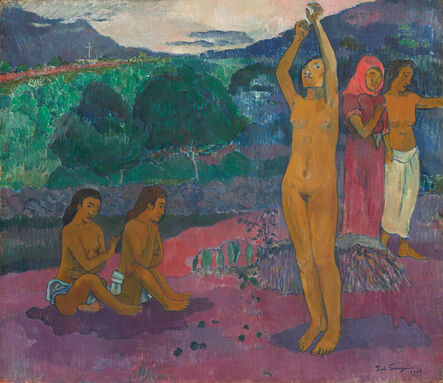Paul Gauguin, 'The Invocation', 1903