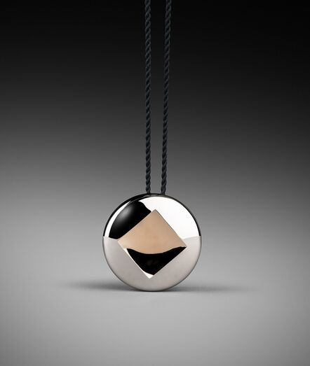 Anish Kapoor, 'Water pendant (Square), Form IV, Large', 2012