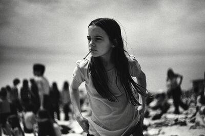 Joseph Szabo, 'Priscilla, Jones Beach', 1969