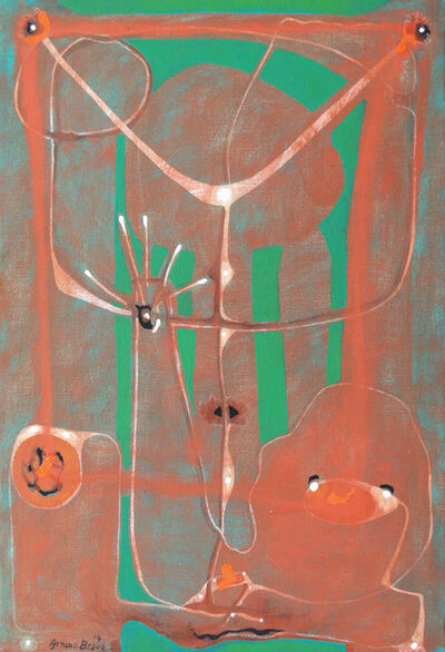 Eduardo Arranz-Bravo, 'Seven o'clock', 2014