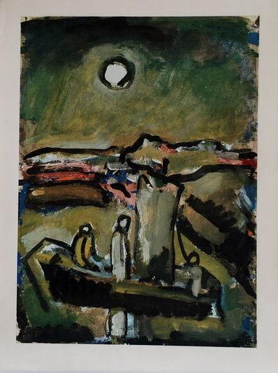 Georges Rouault, 'Claire de Lune', ca. 1960