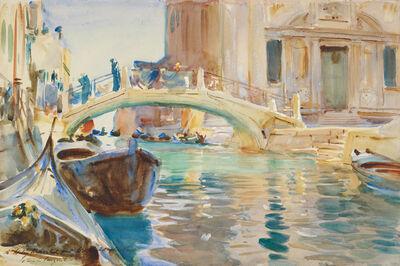John Singer Sargent, 'San Giuseppe di Castello, Venice', ca. 1903