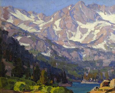 Edgar Alwin Payne, 'Sierra Lake', 20th century