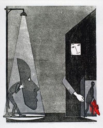 Pat Keck, 'Man Getting Away With Something', 1997