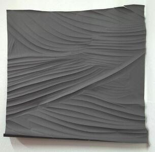 Missy Engelhardt, 'Gray Criss Cross', 2013