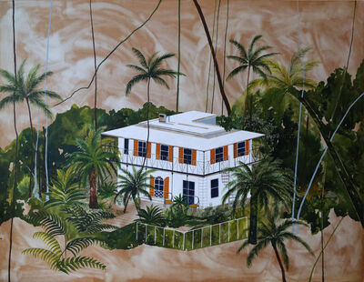 Charlotte Keates, 'My Mind is an Overgrown Jungle '