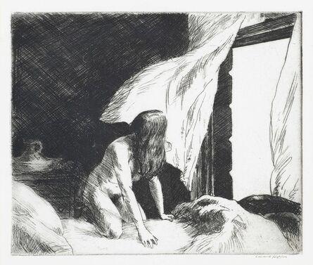 Edward Hopper, 'Evening Wind', 1921