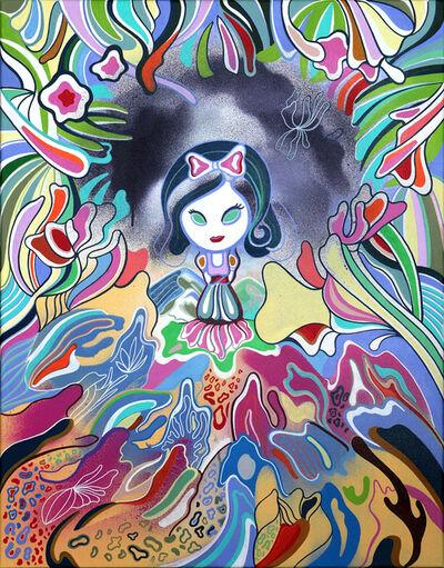 Anthea Missy, 'White Snow In Wonderland', 2017