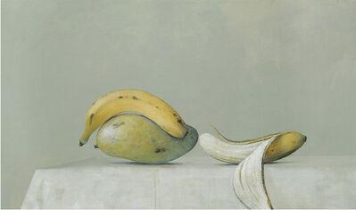 Ahmad Zakii Anwar, 'Mango & Two Bananas', 2019