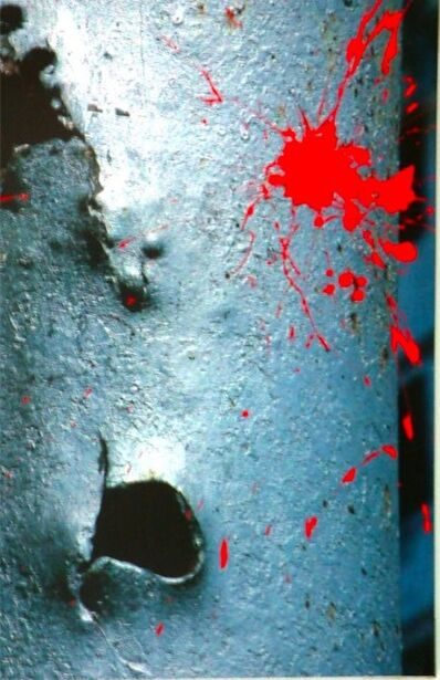 NCS, 'Lamp Post #1', 2003