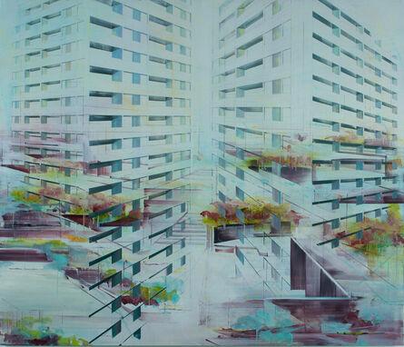 Driss Ouadahi, 'Vice-versa', 2016