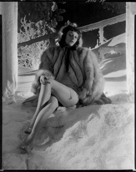 Horst P. Horst, 'Mary Martin', 1938