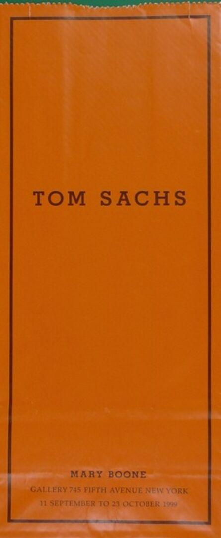 Tom Sachs, 'Haute Bricolage', 1999