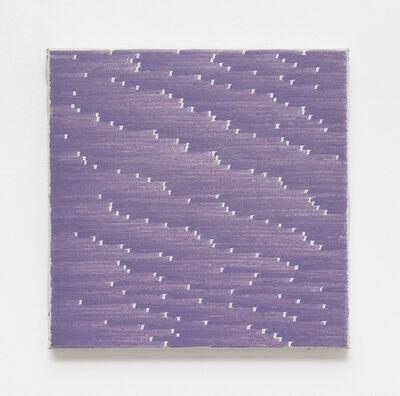 Irma Blank, 'Radical Writings, Il corpo del silenzio 24-2-83', 1983
