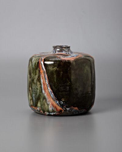 Raoul Lachenal, 'Serpentine Vase', ca. 1904