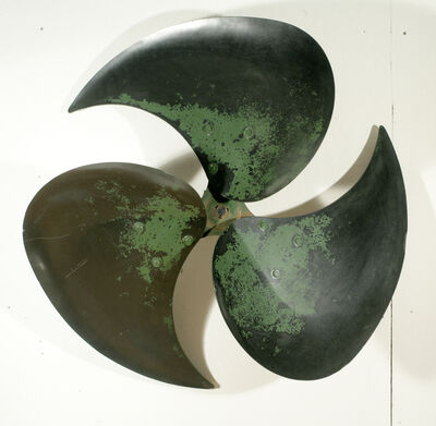 Unknown Artist, 'Industrial Bakelite Propeller', ca. 1930
