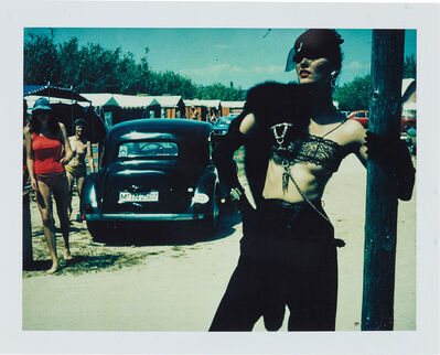 Helmut Newton, 'Stern, St. Tropez', 1978