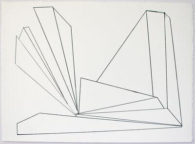 Kenneth L. Greenleaf, 'Linear 7', 2014