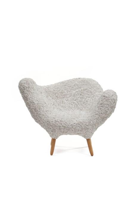 Humberto and Fernando Campana, 'Arachnid White Chair', 2019