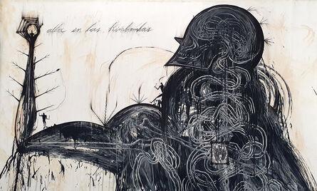 José Bedia, 'Allá en las Kimbambas', 1996