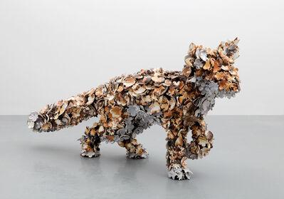 Barnaby Barford, 'Sculpture 'Fox'', 2015