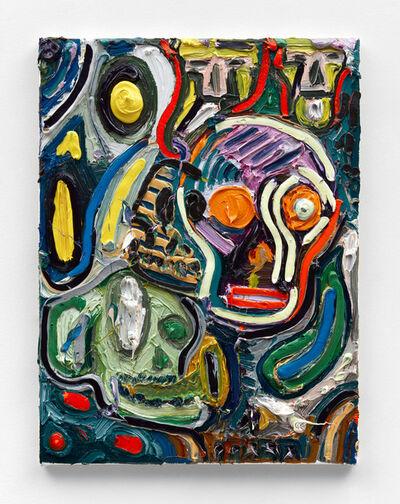 Alex Becerra, 'Skull Pile V', 2021