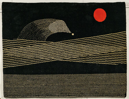 Max Ernst, 'Comète Wall Hanging', 1950