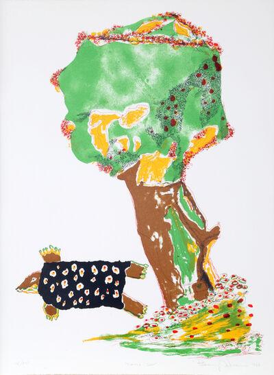 Benny Andrews, 'Turtle Dove', 1980